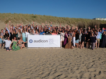 Beach-Party in Noordwijk
