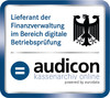 Siegel Audicon Kassenarchiv Online